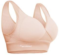 Sankom patent classic bra light pink.