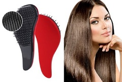 Dtangler pro brush red