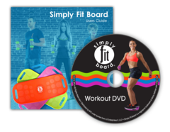 Simplyfit user guide   dvd image