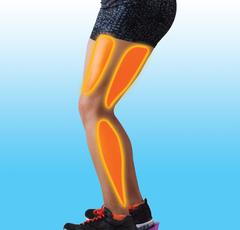 Tone legs inset