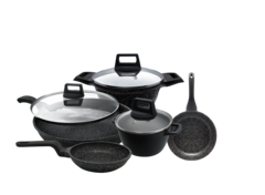 Shogun cookware set