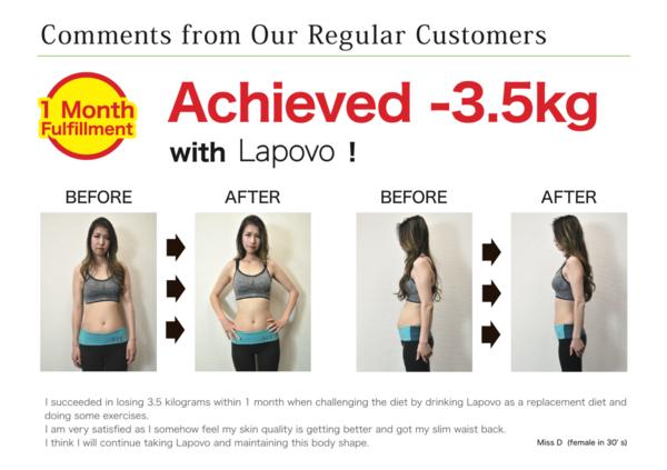 Green Diet Smoothie Lapovo 30Days - JML Singapore - Everyday
