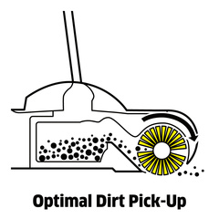 Karcher optimal dirt pick up jpg