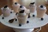 Vanilla cupcakes w black garlic 2
