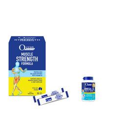 Ocean health muscle strength