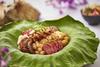 Eight treasure lotus leaf rice